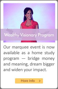 Wealthy Visionary Home Study Program