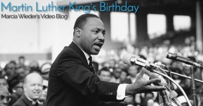 #DreamSteps Video Blog - Martin Luther King's Birthday